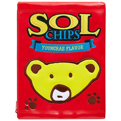 SOL CHIPSポーチ