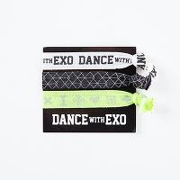 <avex mu-mo> DANCE WITH EXO ヘアゴムブレスレット画像