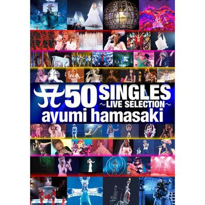 A�i���S�j 50 SINGLES �`LIVE SELECTION�`�iDVD�j