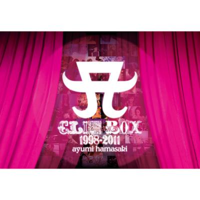 A(ロゴ) CLIP BOX 1998-2011【通常盤】