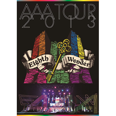 AAA TOUR 2013 Eighth Wonder 【DVD2枚組】通常盤