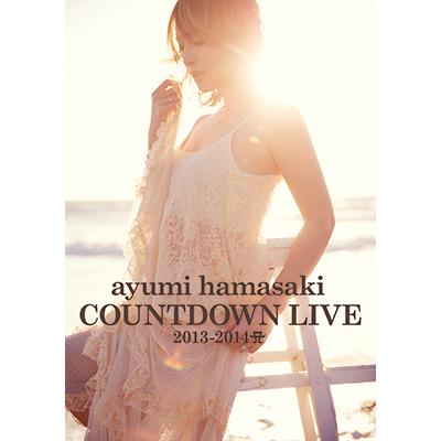 ayumi hamasaki COUNTDOWN LIVE 2013-2014 A(ロゴ)【DVD】