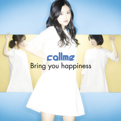 4thシングル「Bring you happiness」【mu-mo・イベント会場限定商品KOUMI盤】(CD)