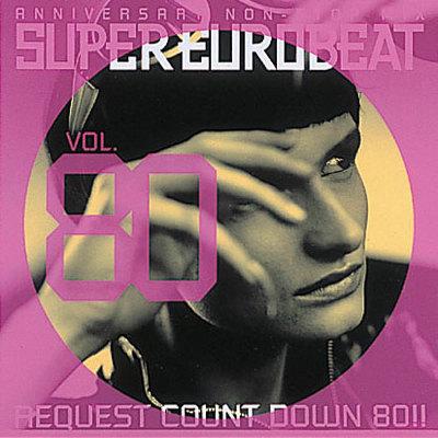 SUPER EUROBEAT VOL.80