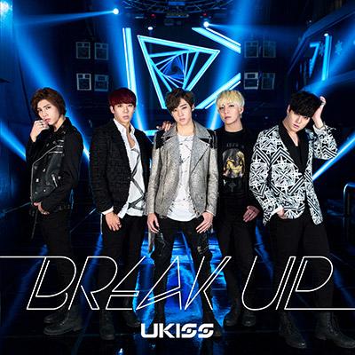 Break up【初回限定生産盤】(CDシングル+DVD)