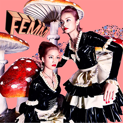 PoW! / L.C.S. +Femm-Isation(CD+無音パッケージ)