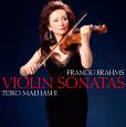 フランク&ブラームス:ヴァイオリン・ソナタ