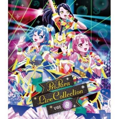 プリパラ LIVE COLLECTION Vol.2 BD