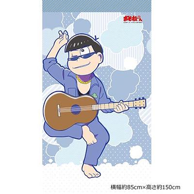 おそ松さん 描き下ろしのれん(カラ松)
