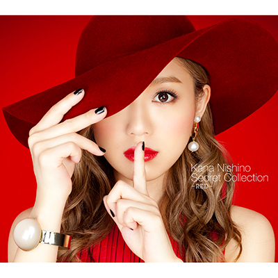 Secret Collection ~RED~【初回生産限定盤】(CD+DVD)