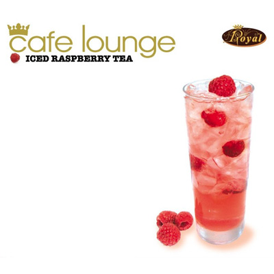 Cafe Lounge Royal ICED RASPBERRY TEA