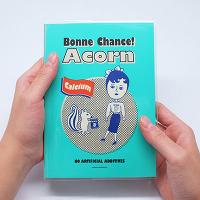<avex mu-mo> BONNE CHANCE PLANNER MINT画像