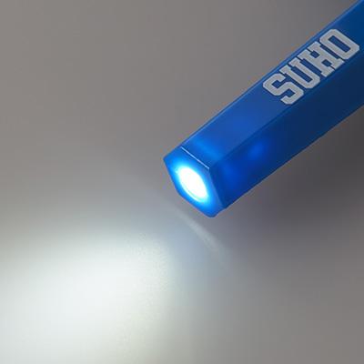 ミニペンライトキーリング(SUHO)