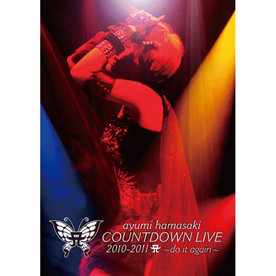ayumi hamasaki COUNTDOWN LIVE 2010-2011 A�i���S�j �`do it again�`�yDVD�z