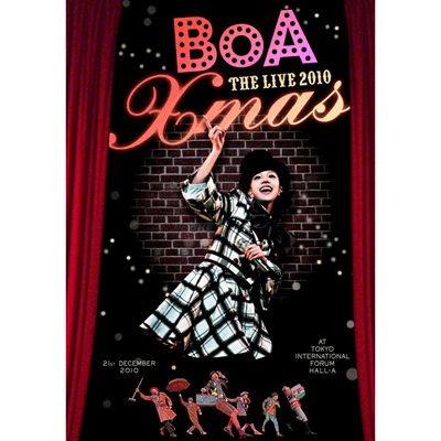 "BoA THE LIVE 2010""X'mas"""