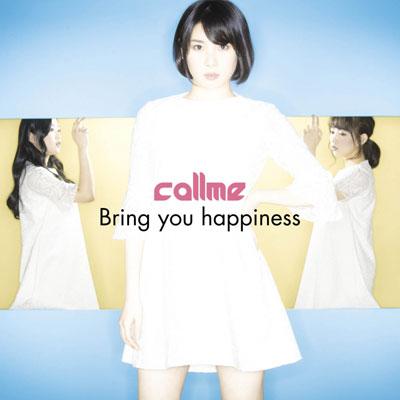 4thシングル「Bring you happiness」【mu-mo・イベント会場限定商品RUUNA盤】(CD)
