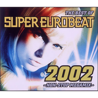 THE BEST OF SUPER EUROBEAT 2002