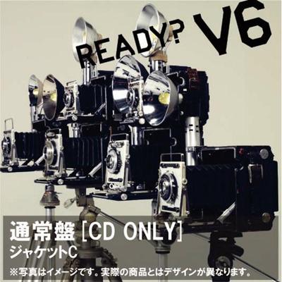 READY?【通常盤】