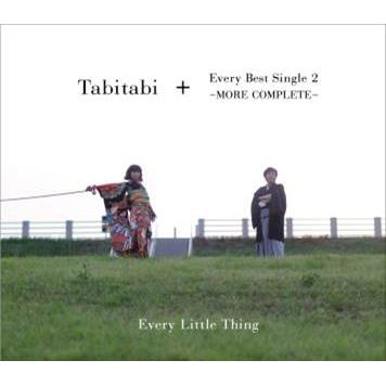 Tabitabi + Every Best Single 2 ~MORE COMPLETE~(CD6枚組+Blu-ray Disc2枚組)