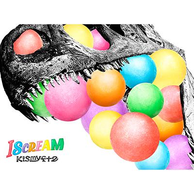 I SCREAM【初回生産限定 2CUPS盤】(CD+DVD)
