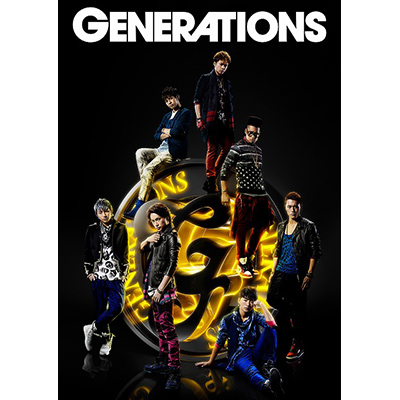 GENERATIONS (CD+Blu-ray)