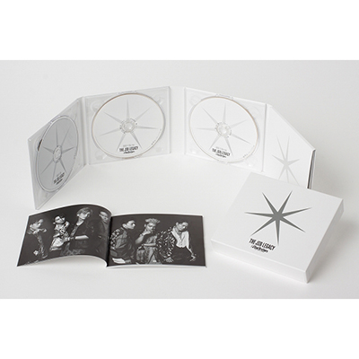 THE JSB LEGACY(CD+2Blu-ray)【初回生産限定盤】