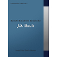 commmons: schola vol.1 J.S. Bach Ryuichi Sakamoto Selections