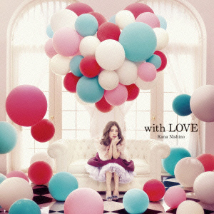 with LOVE【通常盤】(CD)