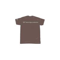 シルバーロゴTシャツ・チャコール