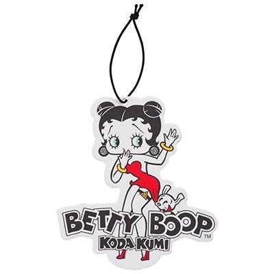 KODA KUMI × BETTY BOOP FRAGRANCE TAG -SODA-