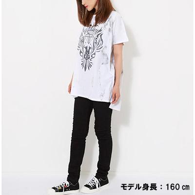 ドルマンTシャツ(WHITE)