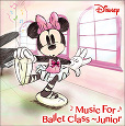 Disney Music for Ballet Class Junior