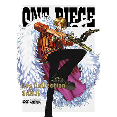 "ONE PIECE Log  Collection  ""SANJI"""