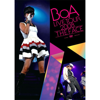 BoA LIVE TOUR 2008 -THE FACE-