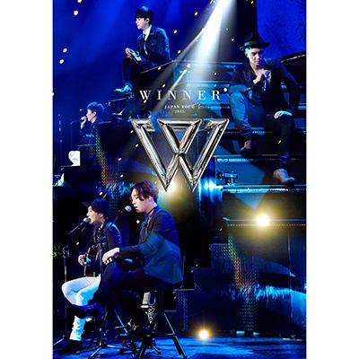 WINNER JAPAN TOUR 2015(2枚組DVD+スマプラ)