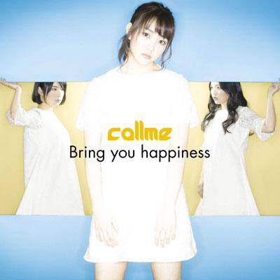 4thシングル「Bring you happiness」【mu-mo・イベント会場限定商品MIMORI盤】(CD)