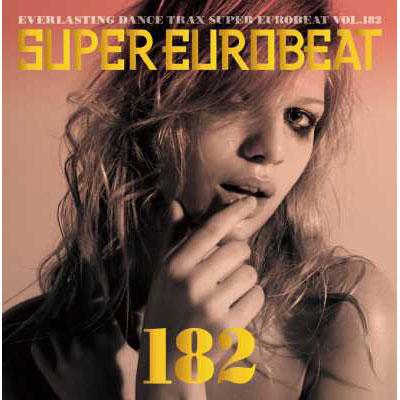 SUPER EUROBEAT VOL.182