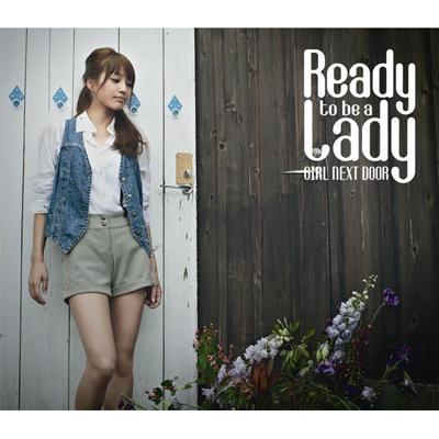 Ready to be a lady【通常盤】