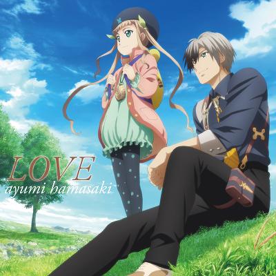 LOVE【CDのみ】(テイルズ盤)