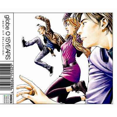 15YEARS -BEST HIT SELECTION-[CD�A���o��3���g]