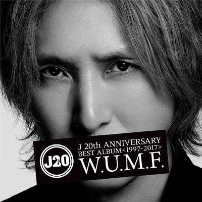 J 20th Anniversary BEST ALBUM <1997-2017> W.U.M.F.(CD)