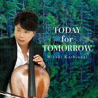TODAY for TOMORROW(CDアルバム)