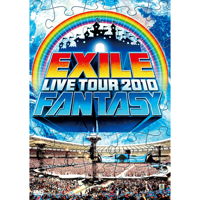 EXILE LIVE TOUR 2010 FANTASY�i3���gDVD�j