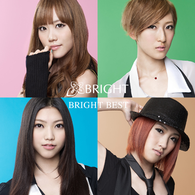 BRIGHT BEST【CD+DVD】