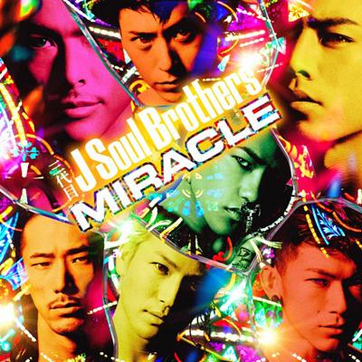MIRACLE【CDアルバム+DVD】(通常盤)