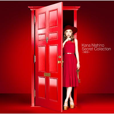 Secret Collection ~RED~【通常盤】(CD)※初回プレス分