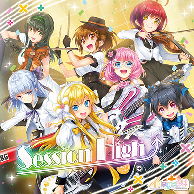 Session High↑ typeA(仮)(CD)