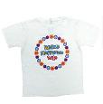 WORLD HAPPINESS 2010 プレTシャツ第一弾 by 安齋 肇