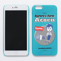 <avex mu-mo> AURORE ACORN SNAP CASE for iPhone 6画像