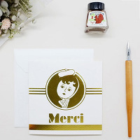 <avex mu-mo> AURORE MERCI CARD画像